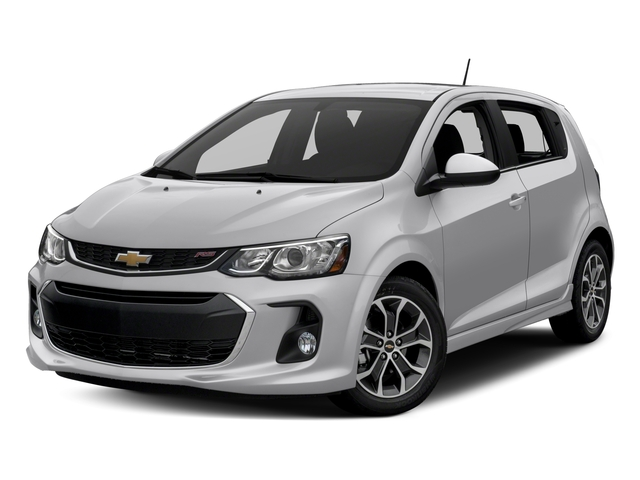 2018 chevrolet sonic 5dr HB Manual LT