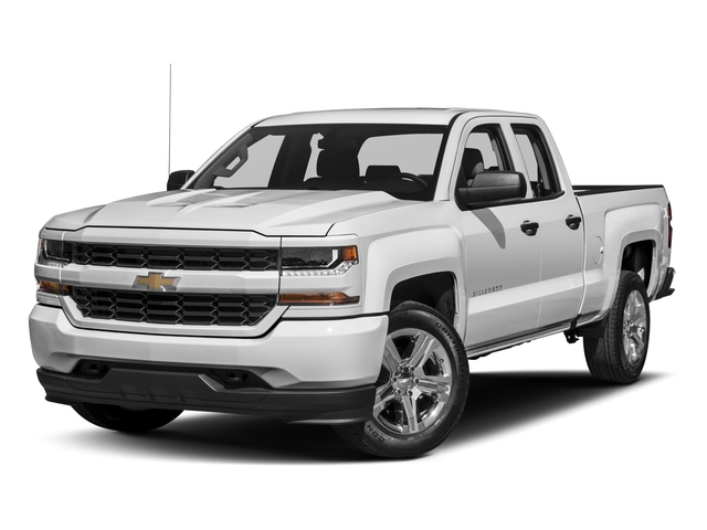 2018 chevrolet silverado 1500 2WD Double Cab 143.5 Custom