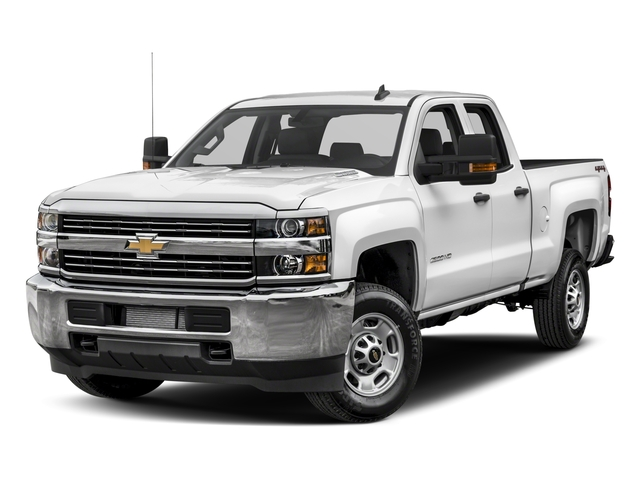 2018 chevrolet silverado 3500hd 2WD Double Cab 158.1 Work Truck