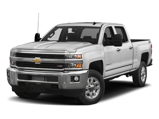 2018 chevrolet silverado 2500hd 2WD Crew Cab 153.7 High Country