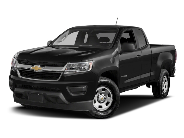 2018 chevrolet colorado 2WD Ext Cab 128.3 Base