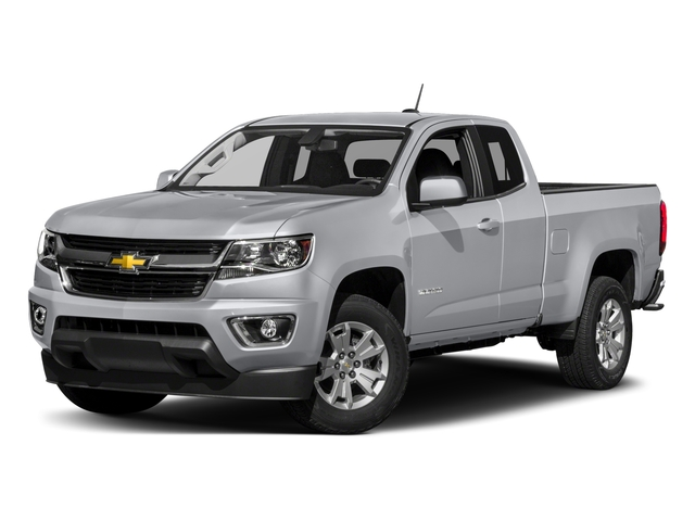 2018 chevrolet colorado 2WD Ext Cab 128.3 LT
