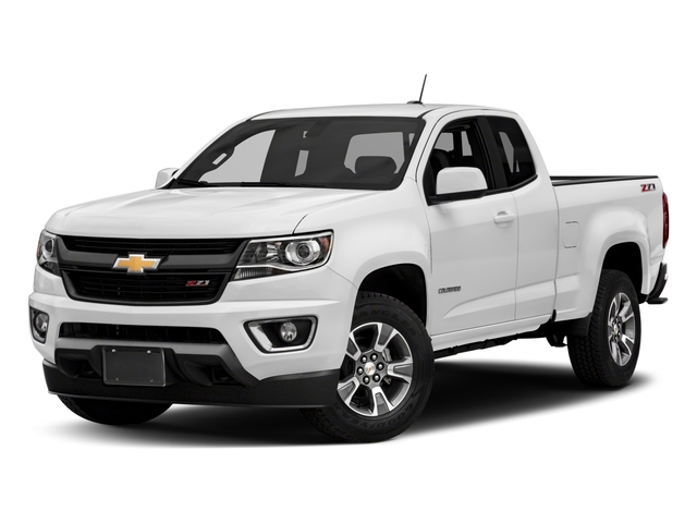2018 chevrolet colorado 2WD Ext Cab 128.3 Z71