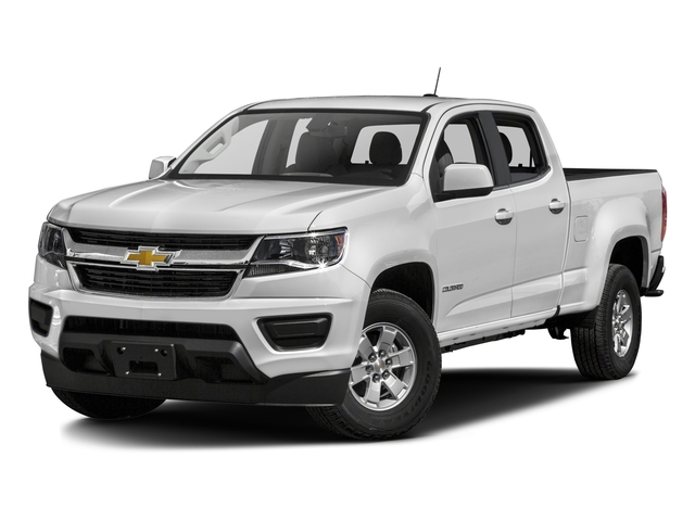 2018 chevrolet colorado 2WD Crew Cab 128.3 Work Truck