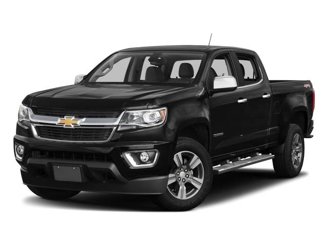 2018 chevrolet colorado 2WD Crew Cab 128.3 LT