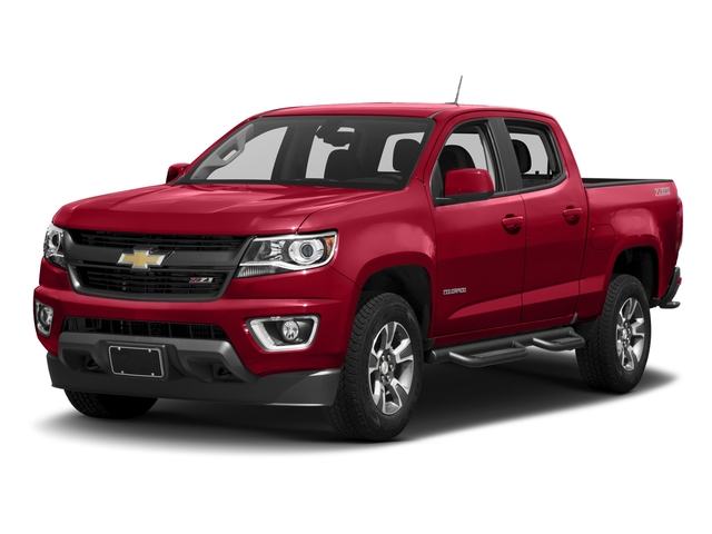 2018 chevrolet colorado 2WD Crew Cab 128.3 Z71