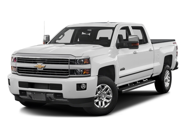 2018 chevrolet silverado 3500hd 2WD Crew Cab 153.7 High Country