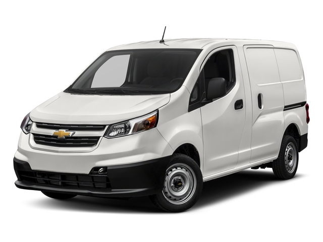 2018 City Express Cargo Van