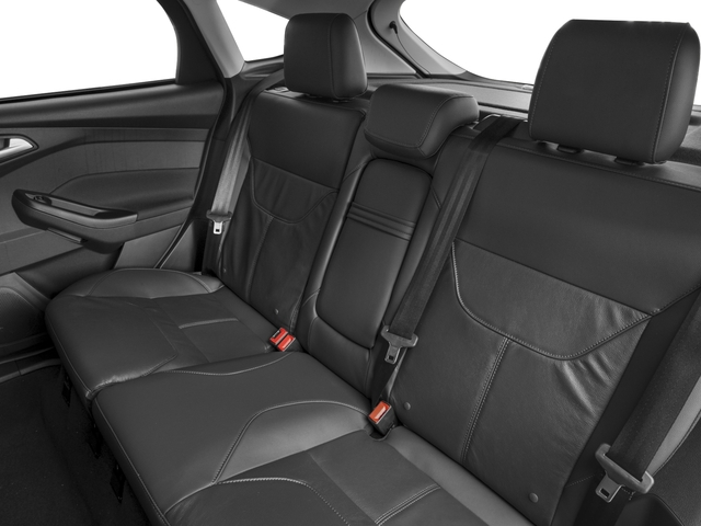 2018 Ford Focus Titanium Hatch