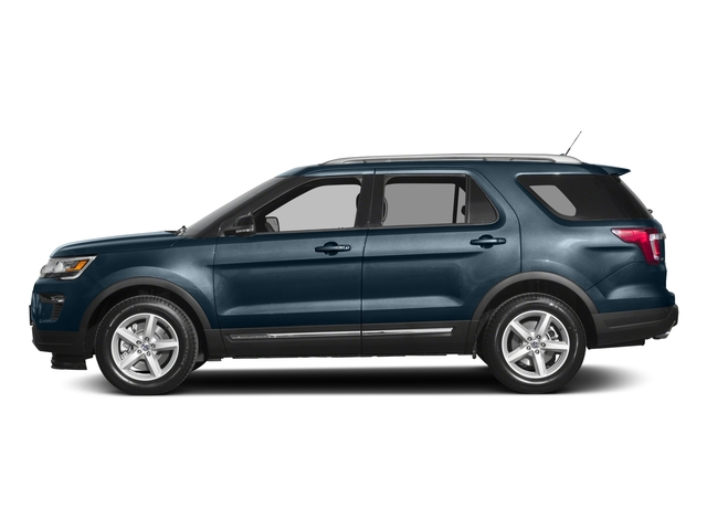 2018 Ford Explorer Limited FWD
