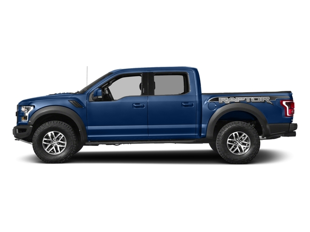 2018 Ford F-150 Raptor 4WD SuperCrew 5.5 Box