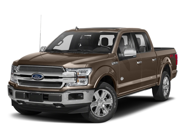 2018 ford f-150 King Ranch 2WD SuperCrew 5.5' Box
