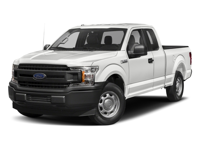 2018 ford f-150 XL 2WD SuperCab 6.5' Box