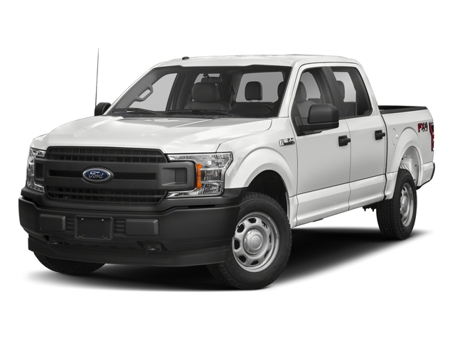 2018 ford f-150 XL 2WD SuperCrew 5.5' Box