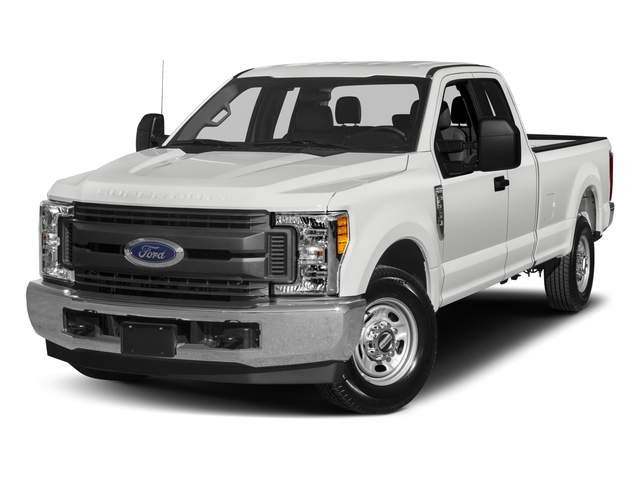 2018 ford super duty f-250 srw XL 2WD SuperCab 6.75' Box