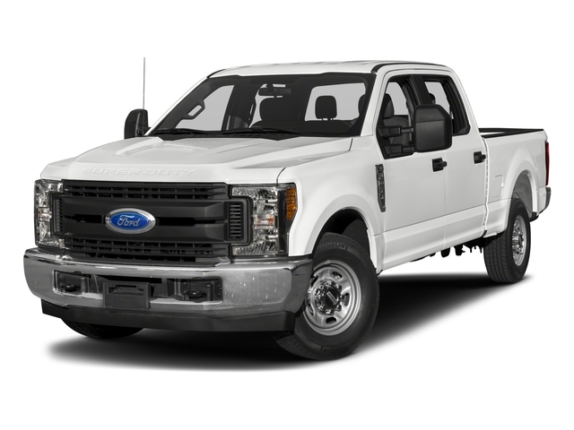 2018 ford super duty f-250 srw XL 2WD Crew Cab 6.75' Box