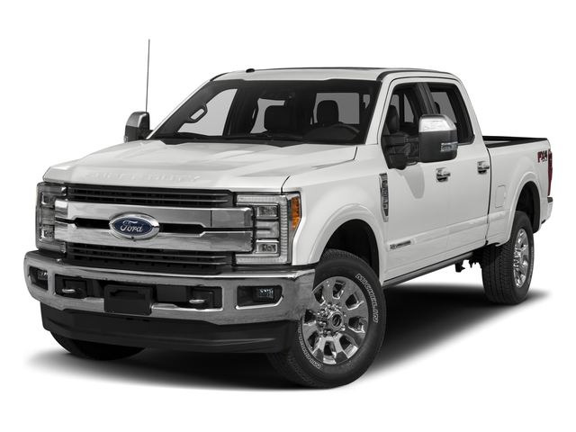 2018 ford super duty f-250 srw King Ranch 2WD Crew Cab 6.75' Box