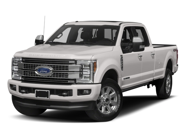 2018 ford super duty f-250 srw Platinum 4WD Crew Cab 6.75' Box