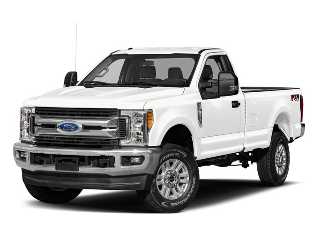 2018 ford super duty f-250 srw XLT 2WD Reg Cab 8' Box