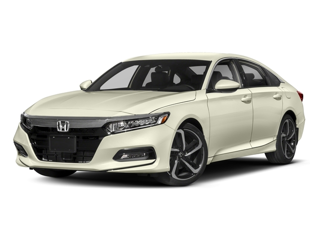 2018 honda accord sedan Sport 1.5T Manual