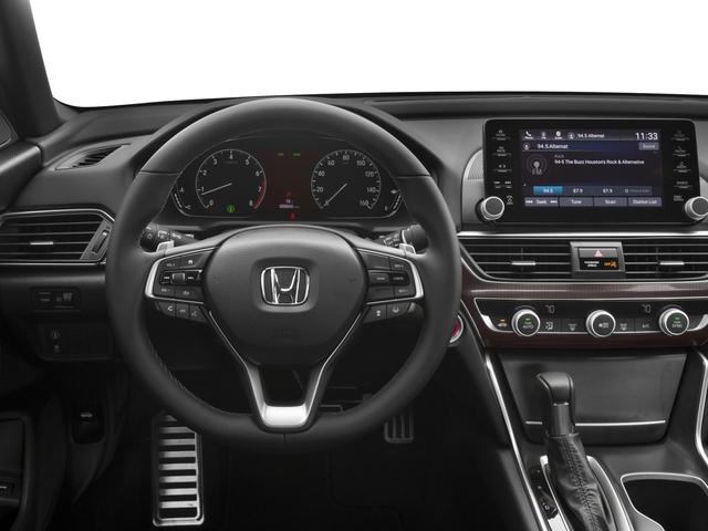 2018 Honda Accord Sport Cvt Sedan