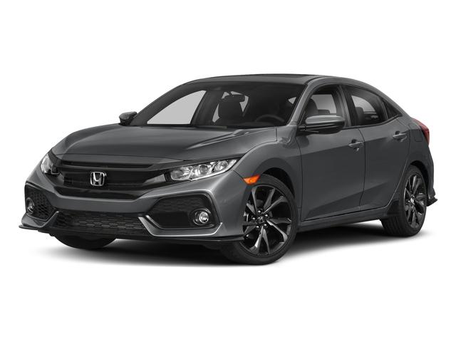 2018 honda civic hatchback Sport CVT w/Honda Sensing