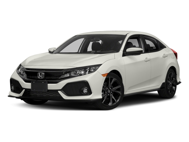 2018 honda civic hatchback Sport Manual