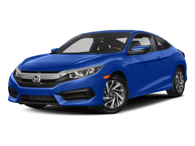 2018 honda civic coupe LX-P CVT