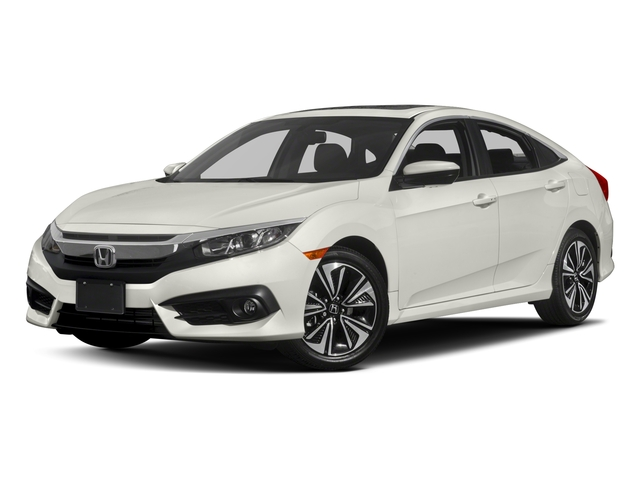 2018 honda civic sedan EX-L CVT w/Navigation