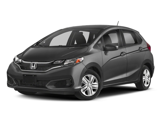 2018 honda fit DX Manual