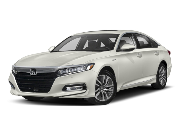 2018 honda accord hybrid Touring CVT