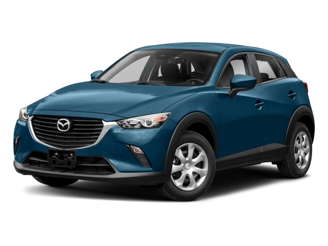 2018 mazda cx-3 GX Manual FWD