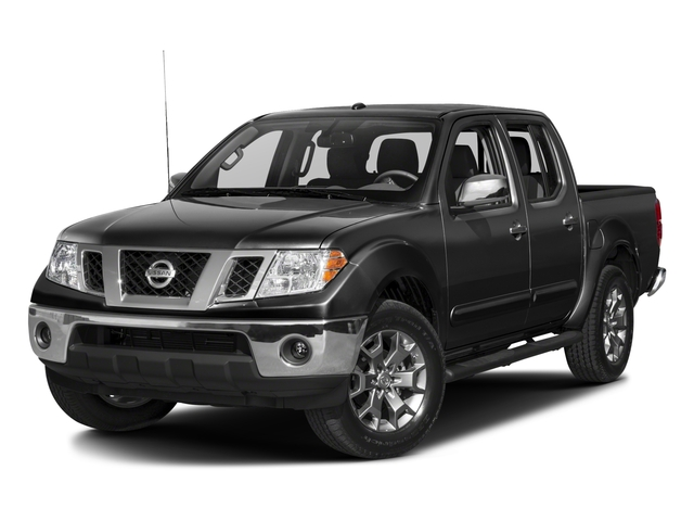 2018 nissan frontier Crew Cab 4x4 SL Auto Long Bed *Ltd Avail*