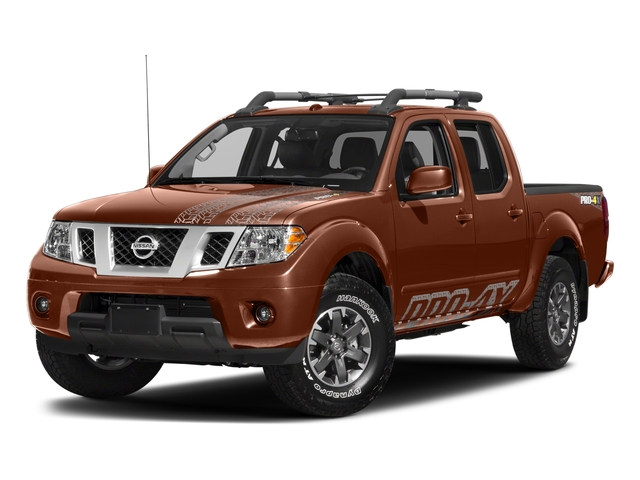2018 nissan frontier Crew Cab 4x4 PRO-4X Manual