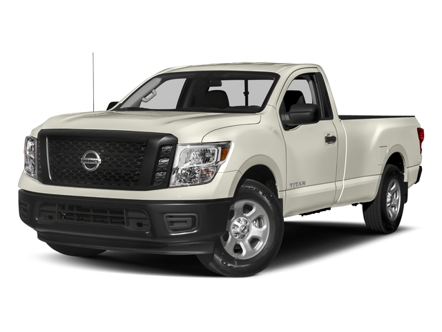 2018 nissan titan 4x4 Single Cab SV