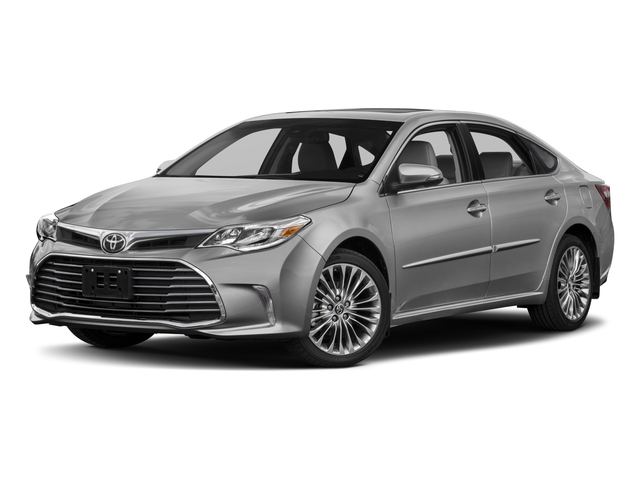 2018 toyota avalon Limited (Natl)