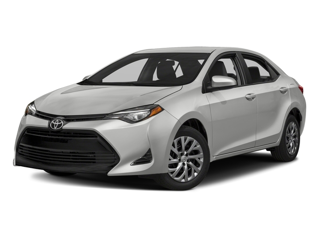 2018 toyota corolla LE Eco w/Package 1 CVT (GS)