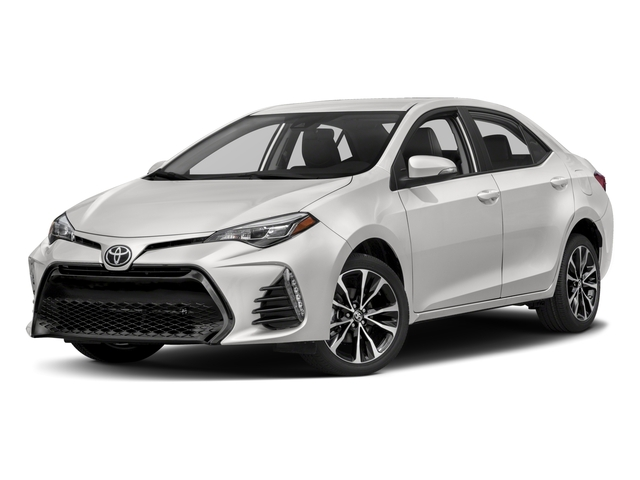 2018 toyota corolla SE Manual (GS)