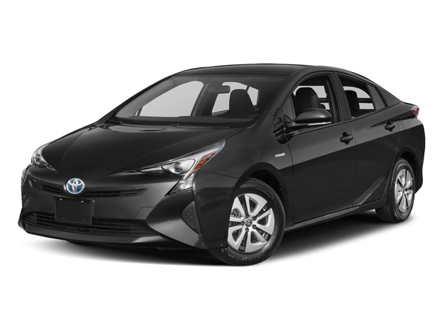 2018 toyota prius Two Eco (Natl)