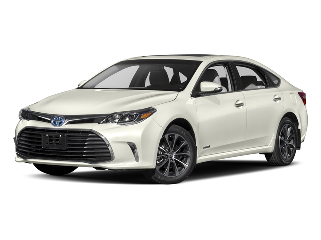 2018 toyota avalon Hybrid XLE Plus (Natl)