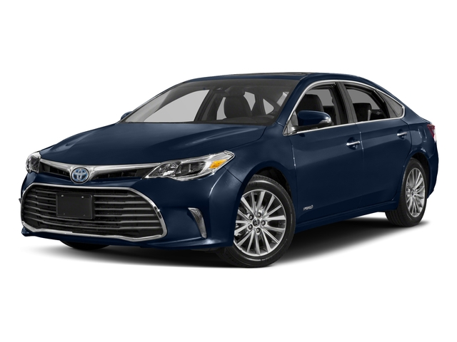 2018 toyota avalon Hybrid Limited (GS)