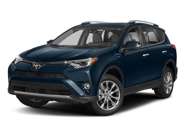 2018 toyota rav4 Limited AWD (GS)