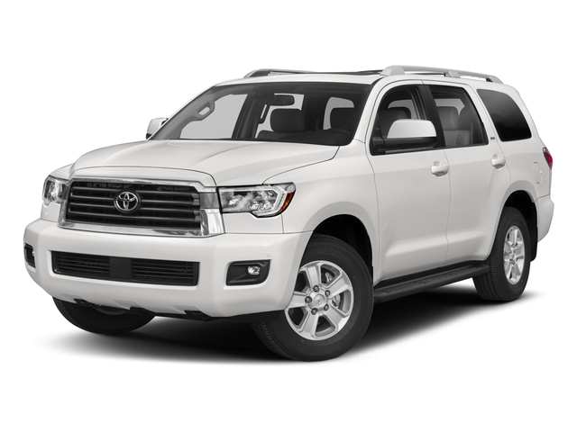2018 toyota sequoia Platinum 4WD (Natl)