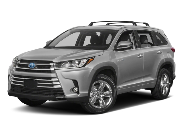 2018 toyota highlander Hybrid Limited V6 AWD (GS)