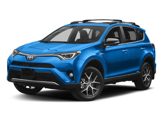2018 toyota rav4 Hybrid SE AWD (SE)