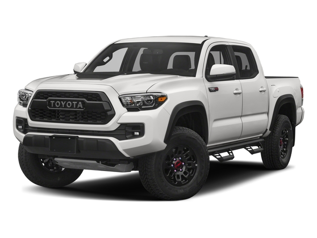 2018 toyota tacoma TRD Pro Double Cab 5' Bed V6 4x4 MT (GS)