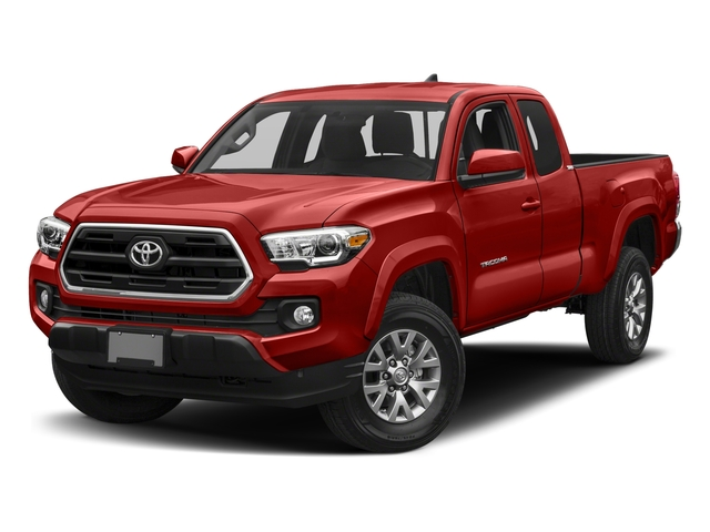 2018 toyota tacoma SR5 Access Cab 6' Bed I4 4x2 AT (GS)