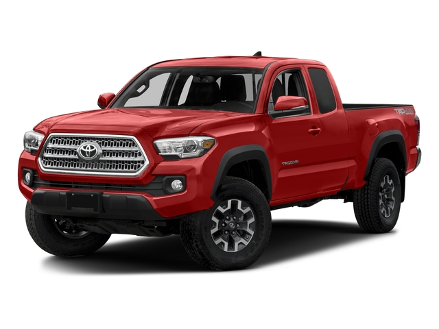2018 toyota tacoma TRD Off Road Access Cab 6' Bed V6 4x4 AT (SE)