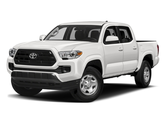 2018 toyota tacoma SR Double Cab 5' Bed I4 4x2 AT (SE)