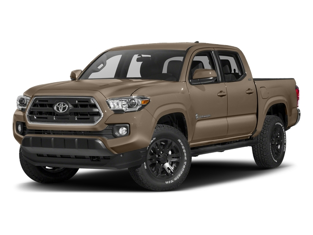 2018 toyota tacoma SR5 Double Cab 5' Bed I4 4x2 AT (GS)
